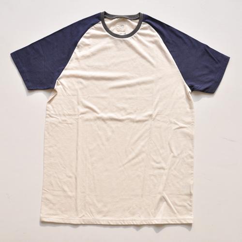 J.CREW /ジェイクルー  ラグラン半袖Tシャツ - 4