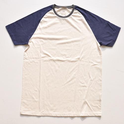 J.CREW /ジェイクルー  ラグラン半袖Tシャツ