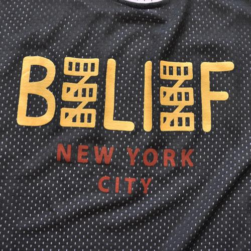 Belief NYC/ビリーフ メッシュタンクトップ 2カラー - 4