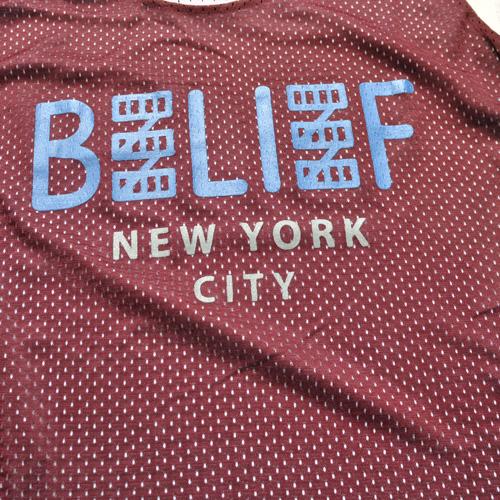 Belief NYC/ビリーフ メッシュタンクトップ 2カラー - 5