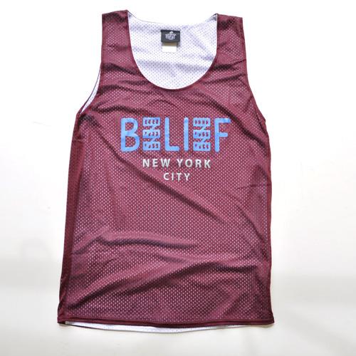 Belief NYC/ビリーフ メッシュタンクトップ 2カラー - 1