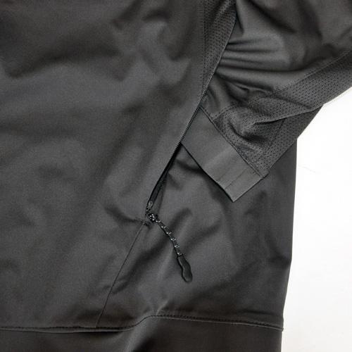 NIKE / ナイキ BASEBALL ロングスリーブゲームシャツ マットブラック 海外モデル - 4