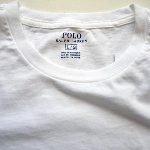 POLO RALPH LAUREN/ラルフローレン 1ポイントポニーTシャツ-3