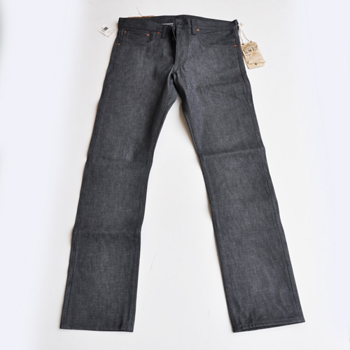RRL/ ダブルアールエル SLIM-FIT RIGID BLACK  DENIM