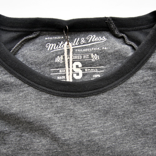 MITCHELL&NESS/ミッチェルアンドネス  BROOKLYN NETS NBA ブルックリンネッツ 7分ラグランロングスリーブTシャツ - 3