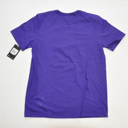 NIKE / ナイキ カモフラロゴTシャツ パープル US企画 - 1