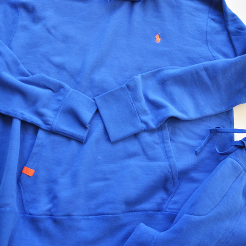 Ralph Lauren Performance Fleece SETUP(Blue/Orange)/ラルフローレン セットアップ - 2