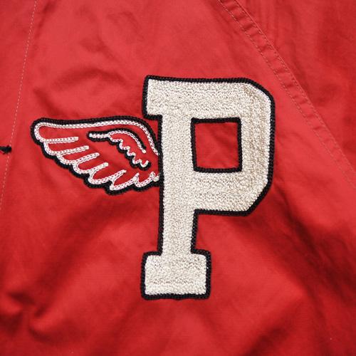 POLO RALPH LAUREN /ポロ ラルフローレン   リバーシブル ベースボール ジャケット-3