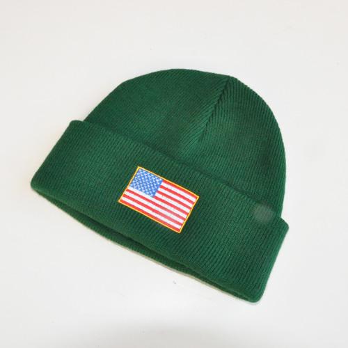 ONLY NY/オンリーニューヨーク WEST END BEANIE ビーニー ニット帽 - 1