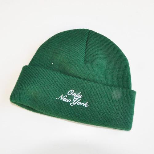 ONLY NY/オンリーニューヨーク WEST END BEANIE ビーニー ニット帽