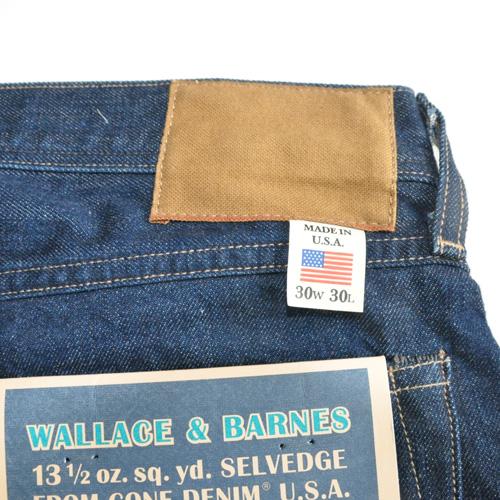 WALLACE&BARNES for J.crew/ジェイクルー ウォレスアンドバーンズ 1ウォッシュビンテージデニム - 5