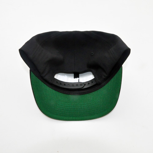 SSUR/サー COMPTON SNAPBACK CAP ブラック - 1