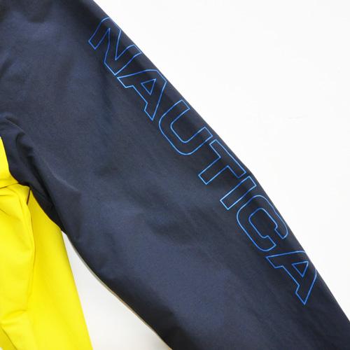 NAUTICA / ノーティカ WATER RESISTANT クレイジーパターンボンバージャケット - 3