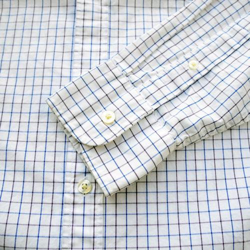 J.crew/ジェイクルー ロングスリーブチェックボタンシャツ - 3