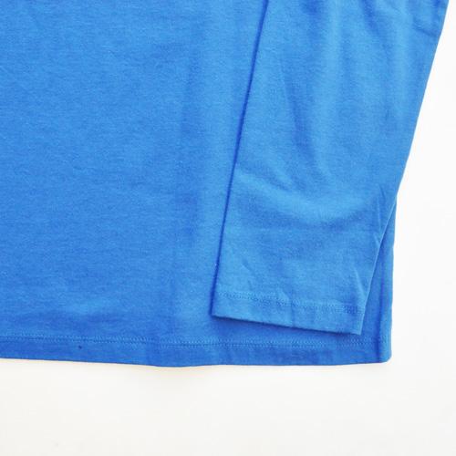 DKNY / ダナキャラン NEW YORK STATE 5Borough グラフィック L/S Tシャツ BIG SIZE ブルー - 4