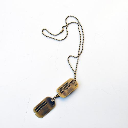 Ralph Lauren /ラルフローレン  Dog tag / Vintage