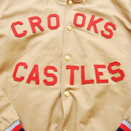 Crooks&Castles / クルックスアンドキャッスルズ  MA-1ジャケット - 4