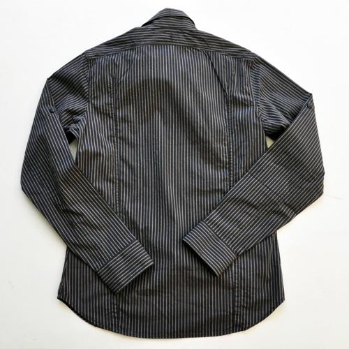 G-STAR Raw/ジースター ストライプボタンシャツ #2 - 1