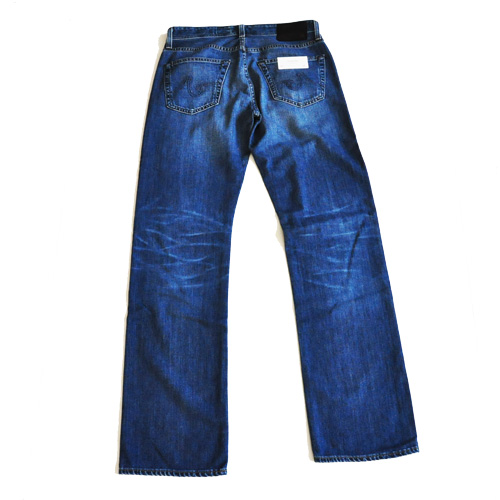 AG Adriano Goldschmied デニムパンツ The Protege Straight-Leg Jean - 1