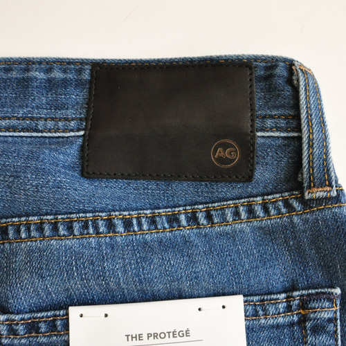 AG Adriano Goldschmied デニムパンツ The Protege Straight-Leg Jean - 4