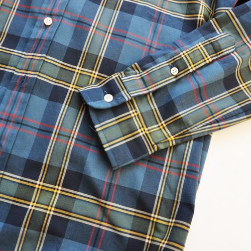 POLO RALPH LAUREN/ポロラルフローレン ブラックウォッチボタンシャツ - 2