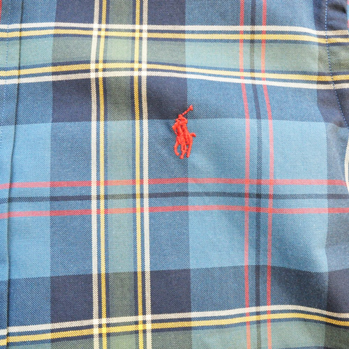 POLO RALPH LAUREN/ポロラルフローレン ブラックウォッチボタンシャツ - 3