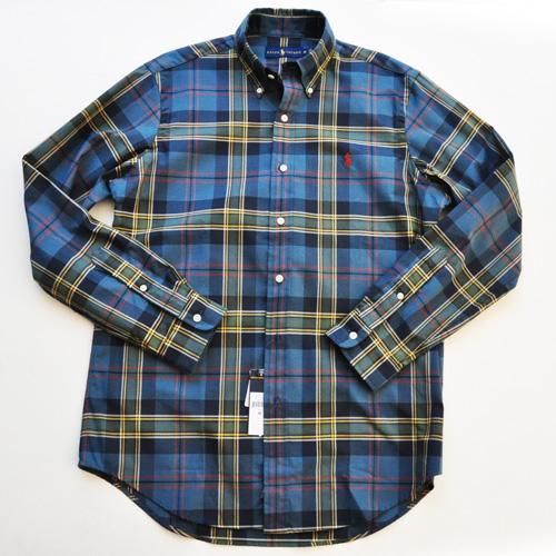POLO RALPH LAUREN/ポロラルフローレン ブラックウォッチボタンシャツ
