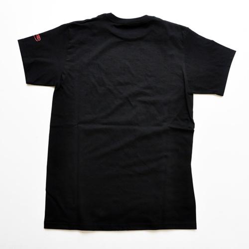 SSUR /サー フロントロゴプリントTシャツ ブラック - 1
