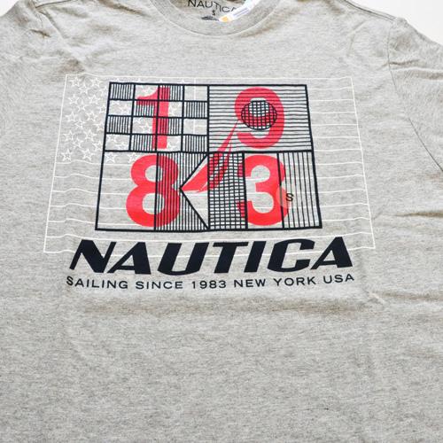 NAUTICA/ノーティカ SAILING半袖Tシャツ グレー - 1