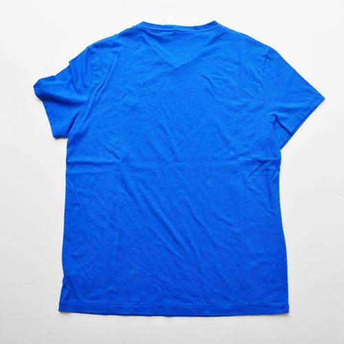 RALPH LAUREN/ラルフローレン 1ポイントポニーVネックTシャツ New York Metsカラー - 1