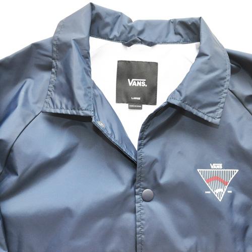 VANS/バンズ カラー切り返しコーチジャケット BIG SIZE-3