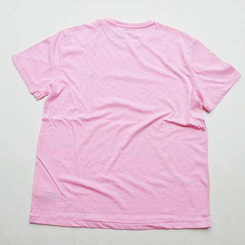 POLO RALPH LAUREN/ラルフローレン 1ポイントポニーTシャツ ピンク - 1