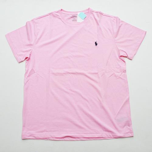 POLO RALPH LAUREN/ラルフローレン 1ポイントポニーTシャツ ピンク