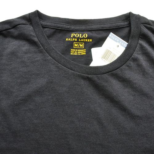 POLO RALPH LAUREN/ラルフローレン 1ポイントポニーTシャツ ネイビー - 2