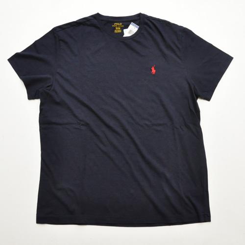 POLO RALPH LAUREN/ラルフローレン 1ポイントポニーTシャツ ネイビー
