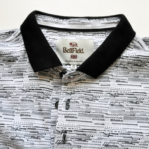 BELLFIELD / ベルフィールド 半袖ポロシャツ - 2