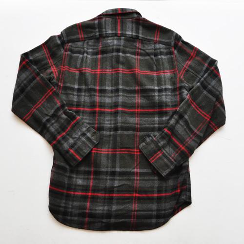 WALLACE & BARNES/ウォレスアンドバーンズ フランネルボタンシャツ - 1