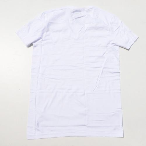RALPH LAUREN/ラルフローレン 1ポイントポニーVネックTシャツ ホワイト - 1