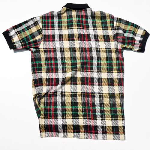 RALPH LAUREN/ラルフローレン 半袖ブラックウォッチポロシャツ  vintage-2