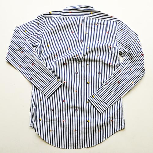 POLO RALPH LAUREN/ラルフローレン フラッグモノグラムシャツ-2