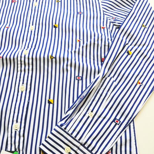 POLO RALPH LAUREN/ラルフローレン フラッグモノグラムシャツ - 3