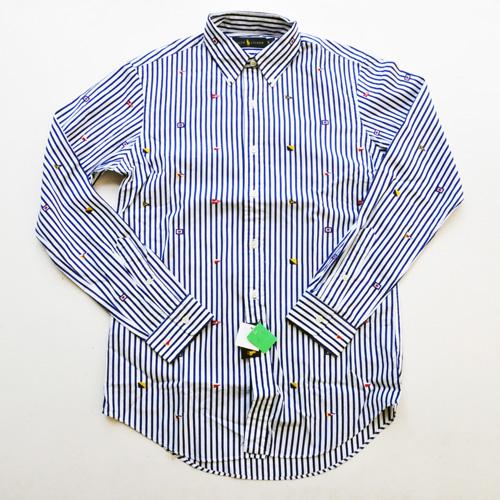 POLO RALPH LAUREN/ラルフローレン フラッグモノグラムシャツ
