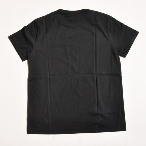 RALPH LAUREN/ラルフローレン 1ポイントポニーUネックTシャツ ブラック - 1