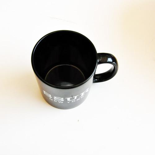 SSUR/サー SSURロゴマグカップ ブラック-3