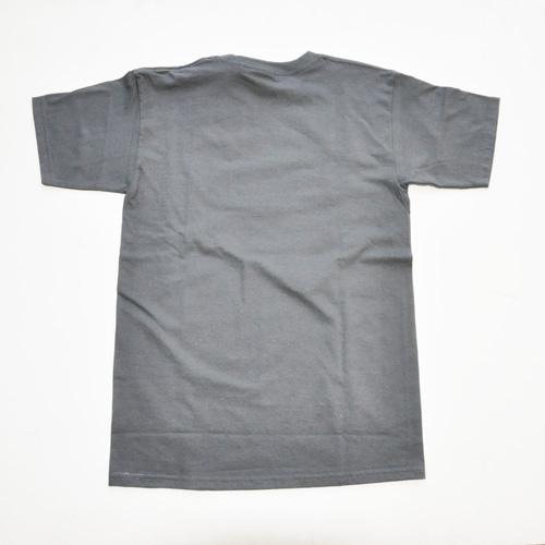 FILA / フィラ フェルトロゴ Tシャツ グレー -2