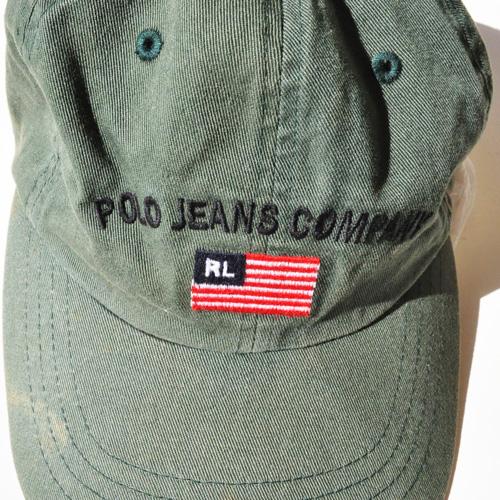 POLO JEANS/ポロジーンズクラッシックキャップ デッドストック - 1