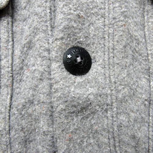 RALPH LAUREN/ラルフローレンSPORTS MAN ハンティングジャケット グレー - 7
