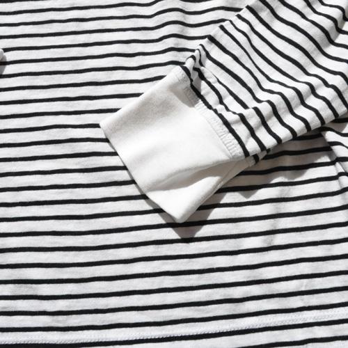POLO RALPH LAUREN/ラルフローレン ロングスリーブヘンリーボーダーTシャツ - 4