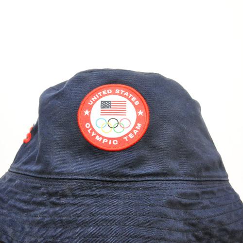 RALPH LAUREN/ラルフローレン  コットンバケットハット オリンピックモデル  USA OLYMPIC 2016 TEAM USA COTTON BUCKET HAT - 1