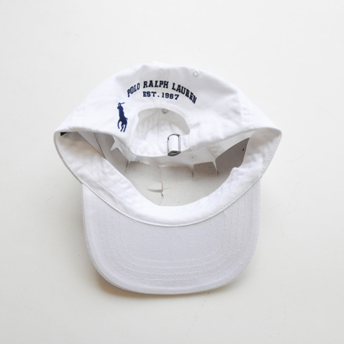 POLO RALPH LAUREN/ラルフローレン  US FLAG CAP (WHITE) - 2